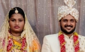 Cooku with Comali Sai Shakti gets married for the second time