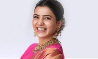 Samantha helps female auto driver to go to the next level in her life