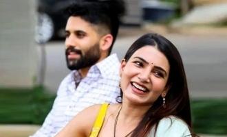 Actress Samatha drops 'Akkineni' from her social media handles!