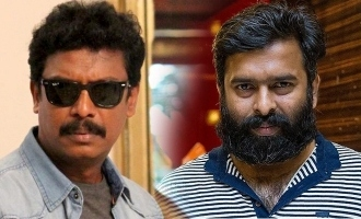 Santhosh Narayanan teams with Samuthirakani!