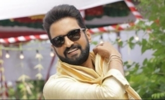 'Master' actress posts Santhanam's love letter in response to comments on her hot pics