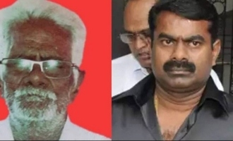 RIP! Naam Thamizhar leader Seeman's father Senthimazhan passes away