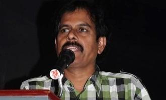 தமிழகத்தில் திரைத்துறை பணிகள் ரத்து: ஆர்கே செல்வமணி பேட்டி