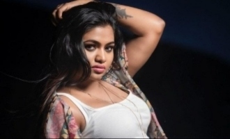 Shalu Shammu gives pleasant shock with homely look photos for the first time