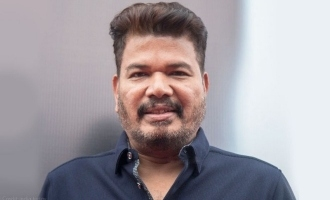 Breaking! Shankar officially announces the remake of his cult blockbuster movie
