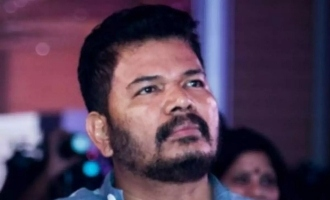 'Anniyan' producer sends shocking notice against director Shankar