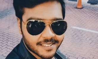 After Vijayakanth, his son Shanmuga Pandian turns police!