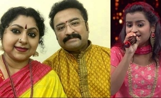 'Cooku With Comali' Shivaangi was a premature baby - Exclusive video interview