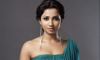 Pan Indian acclaimed singer Shreya Ghoshal announces first pregnancy