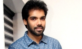 Sibiraj's son makes him proud!