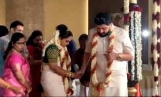 Popular music director and actor Siddharth Vipin gets married