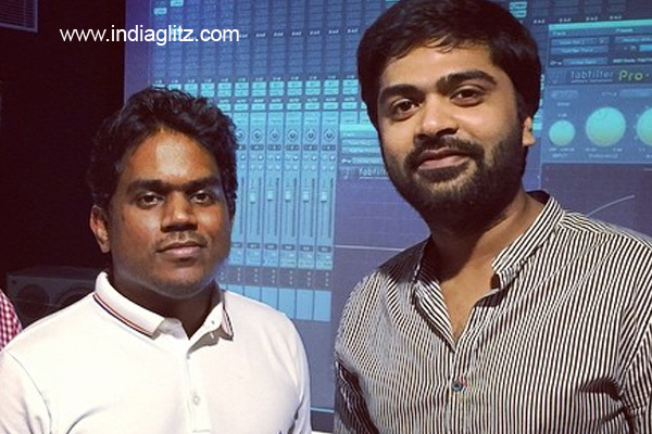 Yuvan to deliver another Super hit Remix with Simbu - Tamil