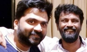 Simbu and Cheran join hands for a new movie?