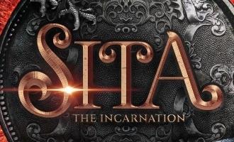 ஐந்து மொழிகளில் உருவாகும் 'சீதா': திரைக்கதை எழுதும் 'மெர்சல்' பிரபலம்!