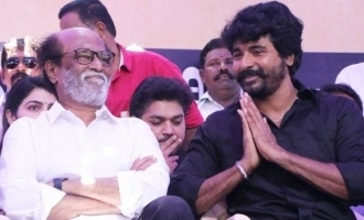 Sivakarthikeyan in Superstar Rajinikanth's next movie?