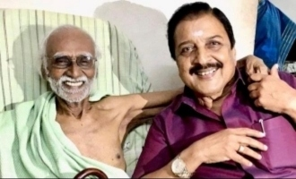 Sivakumar mourns the passing away of the legend Ki Rajanarayanan
