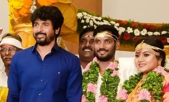Siva Karthikeyan's superhit movie director gets married!