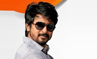 Mass title of Siva Karthikeyan's exciting new movie revealed!