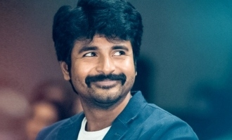 Siva Karthikeyan's sweet response to a cute video!
