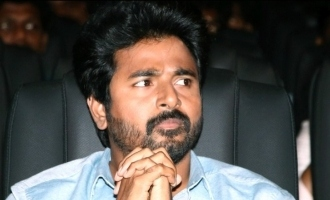 Siva Karthikeyan speaks on Rajni's vote!