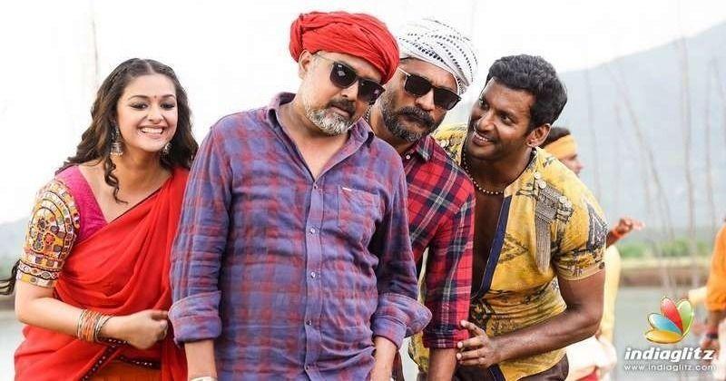 Wow! Lingusamy announces 'Sandakozhi 3' with Vishal - Tamil Movie News