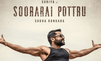 Proud moment for Suriya's Soorarai Pottru at the Oscars!