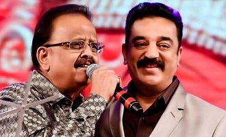 Kamal Haasan thanks Andhra CM for Bharat Ratna recommendation for SPB!