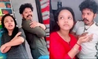 Dance choreographer Sridhar's daughter Akshara dance video goes viral