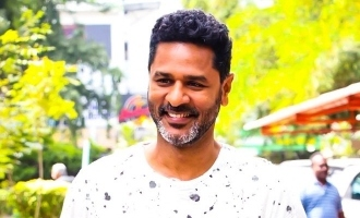 Popular actor's son debuts in Prabhudeva's next!