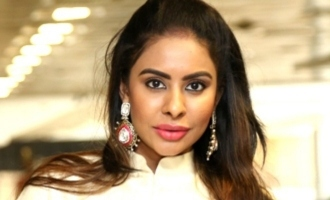 Sri Reddy removes clothes for sexual harassment cause, happy with results