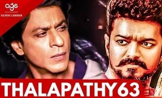 Breaking: Shahrukh Khan is Vijay's Thalapathy 63 Villain