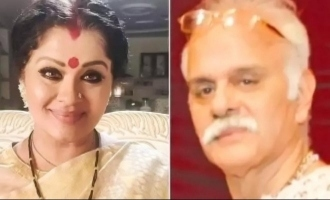 Actress Sudha Chandran's father and popular actor K.D. Chandran passes away