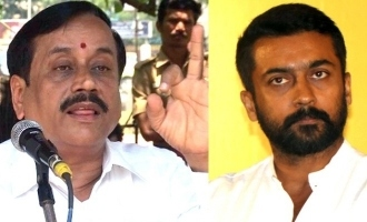 H. Raja targets Suriya after Vijay