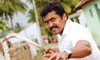 Suriya's most expected movie with mass director dropped?