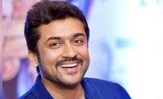 Suriya makes his OTT debut - Title, director and other details revealed