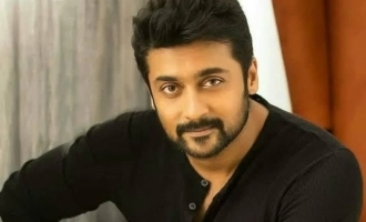 A huge official anouncement on Suriya's next movie