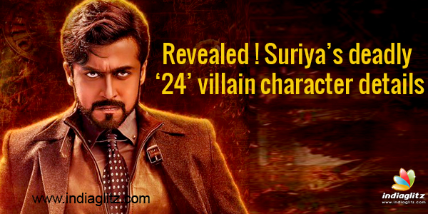 Revealed suriyas deadly 24 villain character details tamil the just released first look posters of suriyas 24 has set social media on fire and fans all over are going gaga over the stunning looks of the altavistaventures Gallery