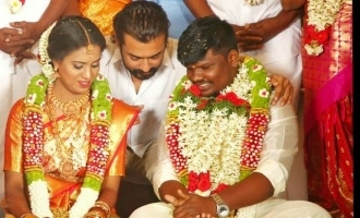 Suriya's amazing gesture wows Anbana fans