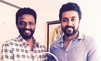 Pandiraj makes an strong statement on Suriya 40!