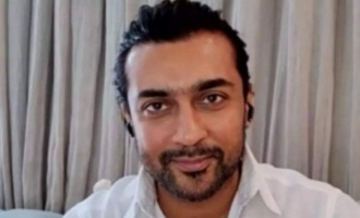 Suriya's mass look photos as a lawyer for the first time in his career rock the internet