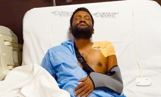 Popular Tamil director severely injured in accident!