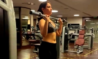 """Back to precovid body"" - Tamannaah's stunning workout video viral!"