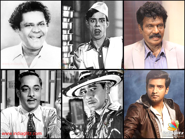 Comedians who became successful heroes