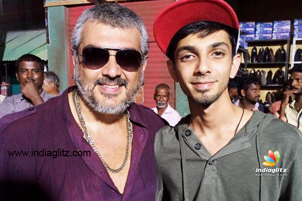 Anirudh And One More Confirmation Of Thala 57 Tamil Movie News