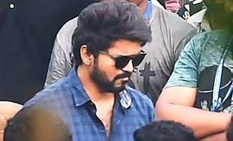 Thalapathy 64 shooting spot pictures