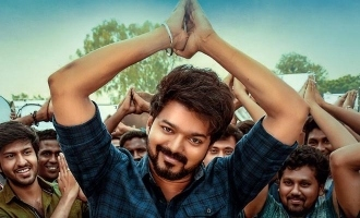 Wall poster of Thalapathi Vijay's political entry goes viral!