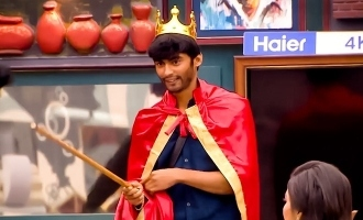 Tharshan becomes Bigg Boss 3 King!