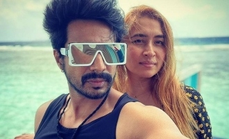 Vishnu Vishal - Jwala Gutta romantic Maldives vacation photos viral!