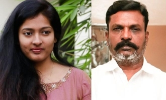 Gayathri Raghuram saddened by Thirumavalavan's loss!