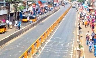 திநகர் ரெங்கநாதன் தெரு 150 கடைகளை மூட உத்தரவு: சென்னை மாநகராட்சி அதிரடி